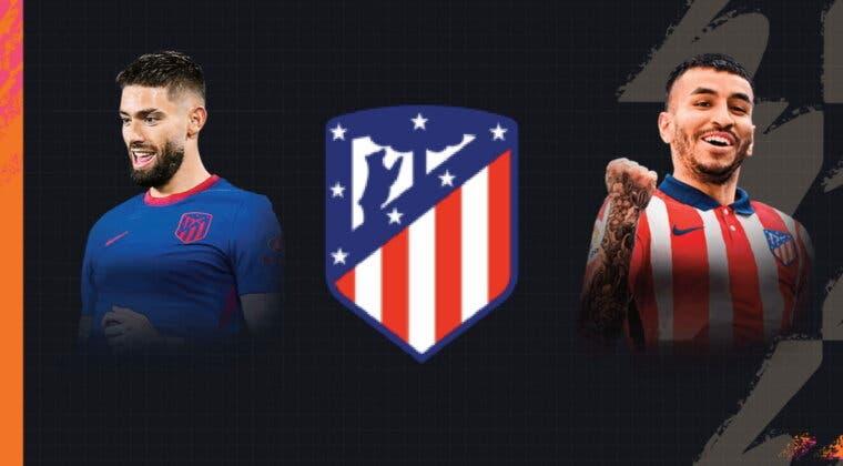 Imagen de FIFA 22 medias: las interesantes mejoras del Atlético de Madrid y otras cartas reveladas