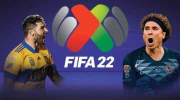 Imagen de FIFA 22 medias: estas son las mejores cartas de la Primera División de México (Liga BBVA MX)