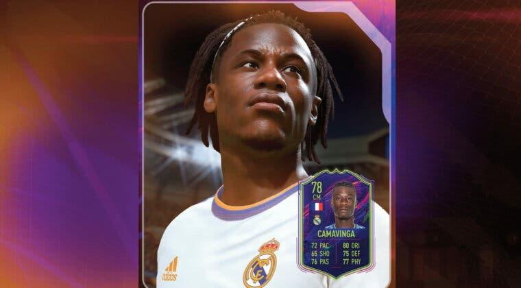 Imagen de FIFA 22: Camavinga confirmado como Ones to Watch y EA sugiere que será gratuito