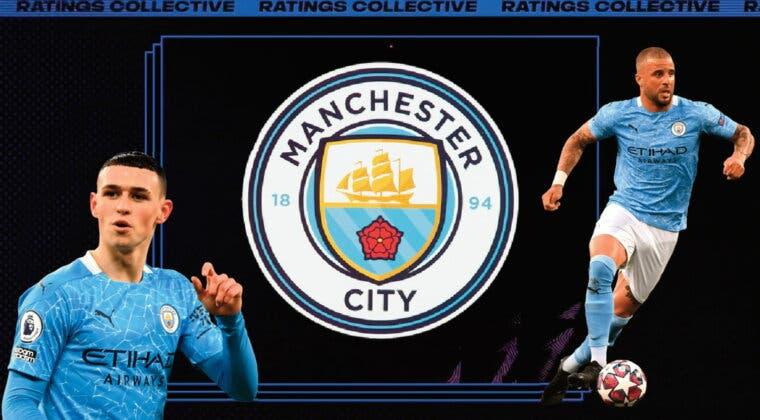 Imagen de FIFA 22 medias: estas son todas las cartas reveladas del Manchester City