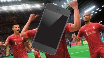 Imagen de FIFA 22: ya puedes manejar tu club de Ultimate Team desde cualquier parte, la Companion App está disponible para móviles