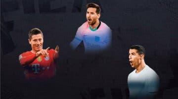 Imagen de FIFA 22 medias: Cristiano Ronaldo sería superado por Lewandowski según esta filtración