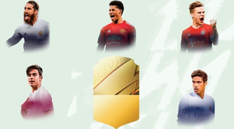 Imagen de FIFA 22: las medias de muchas cartas de las principales ligas son filtradas
