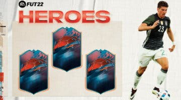 Imagen de FIFA 22: reveladas las estadísticas de otros cuatro FUT Heroes