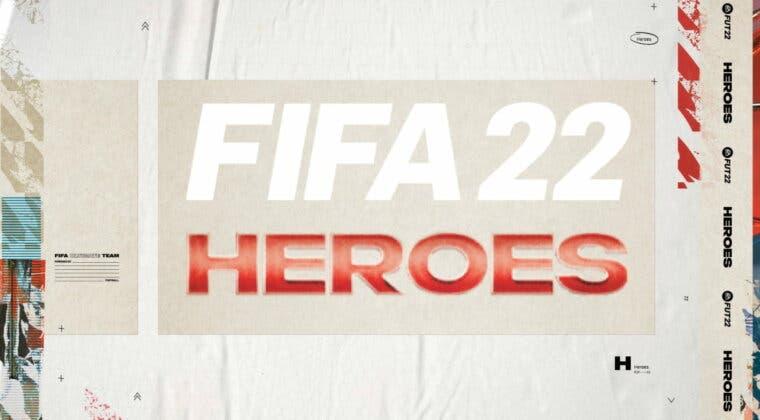 Imagen de FIFA 22: EA Sports sugiere que aparecerían más versiones FUT Heroes durante la temporada