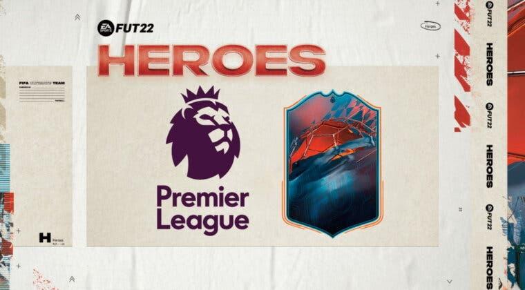 Imagen de FIFA 22: desveladas las estadísticas de los FUT Heroes de la Premier League
