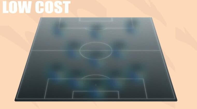 Imagen de FIFA 22: equipo de bajo coste y buen rendimiento para comenzar en Ultimate Team