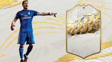 Imagen de FIFA 22: nuevos Iconos confirmados para Ultimate Team (incluyendo a Íker Casillas)