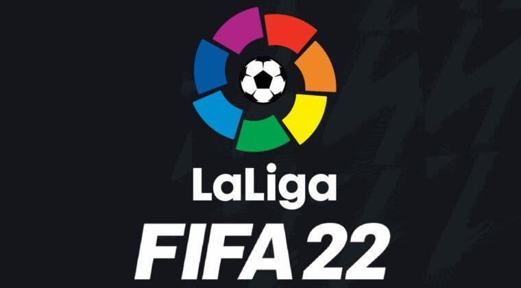 Imagen de FIFA 22: este es el mejor delantero de la Liga Santander relación calidad/precio. Ideal para comenzar Ultimate Team