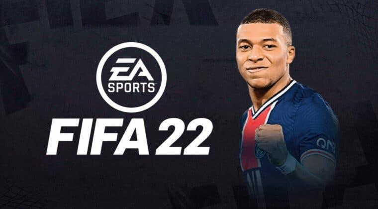Imagen de FIFA 22: esta es la nueva carta oro oficial de Kylian Mbappé en Ultimate Team