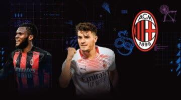 Imagen de FIFA 22 medias: estas son las cartas oficiales del A. C. Milan