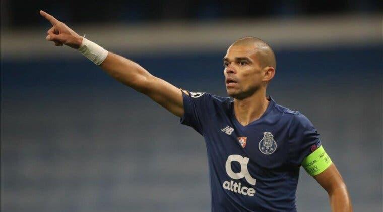 Imagen de FIFA 22 medias: la inimaginable mejora de Pepe a sus 38 años