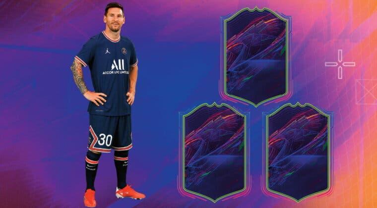 Imagen de FIFA 22: Leo Messi y otros dos jugadores del PSG son confirmados como Ones to Watch (OTW)