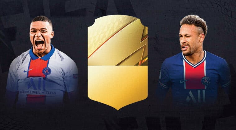 Imagen de FIFA 22 medias: estas son las cartas oficiales del PSG en Ultimate Team