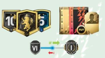 Imagen de FIFA 22: recompensas de la primera temporada de Division Rivals (1ª parte)