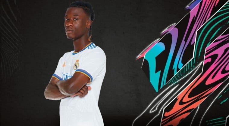 Imagen de FIFA 22: review de Camavinga. ¿Gran centrocampista para empezar la temporada o sobrevalorado?