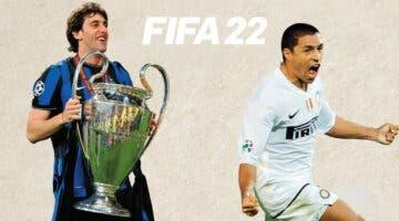 Imagen de FIFA 22 FUT Heroes: Diego Milito, Iván Córdoba y Di Natale muestran sus stats generales