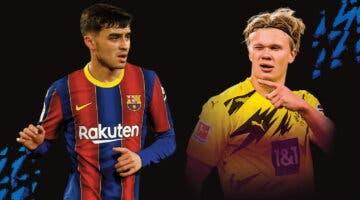 Imagen de FIFA 22 medias: estos son los mejores jugadores Sub-21 de Ultimate Team y Modo Carrera