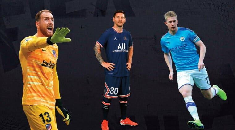 Imagen de FIFA 22 medias: ¡Oficial! Estas son las 22 mejores cartas de Ultimate Team