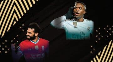 Imagen de FIFA 22: Vinícius y Salah destacan en el primer Equipo de la Semana (TOTW 1)