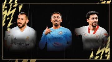 Imagen de FIFA 22: revelado el segundo Equipo de la Semana (TOTW 2) con cuatro jugadores de la Liga Santander y otras cartas interesantes