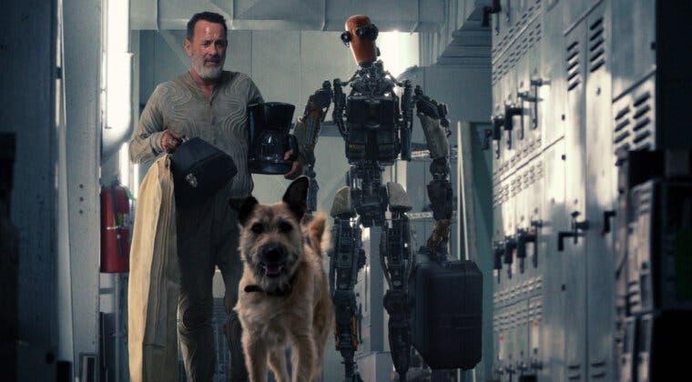 Imagen de Llega el primer tráiler de Finch, una especie de Chappie con Tom Hanks y para Apple TV Plus