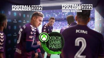 Imagen de Football Manager 2022 estará en Xbox Game Pass de lanzamiento