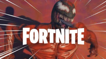 Imagen de Fortnite: cómo conseguir las armas míticas simbionte de Venom y Matanza de la Temporada 8