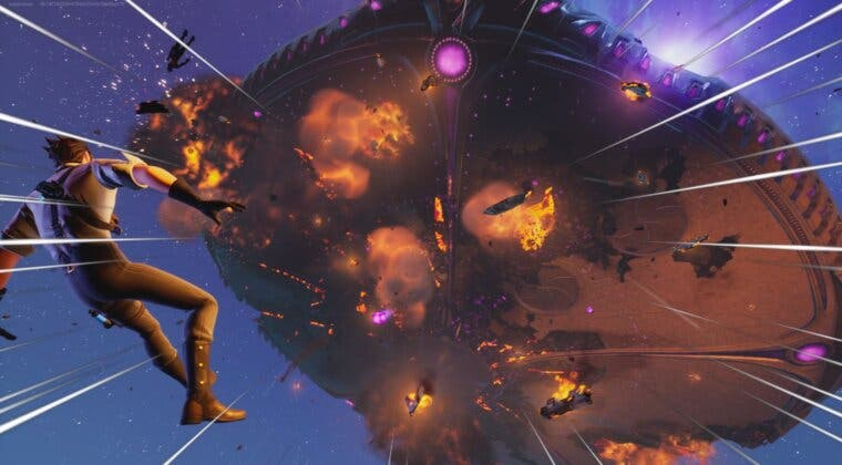 Imagen de Fortnite: así de incréible ha sido Operación: cielo en llamas, el evento final de la Temporada 7