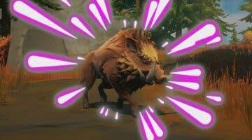 Imagen de Fortnite revela nuevos datos sobre los animales que podremos montar en la Temporada 8