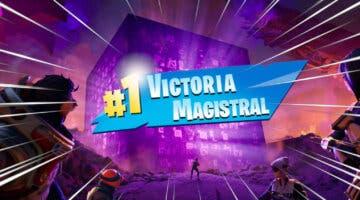 Imagen de Fortnite: mis 5 consejos para ganar una Victoria Magistral en la Temporada 8 ¿Cuáles son los vuestros?