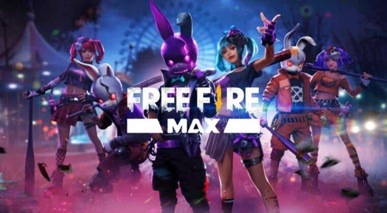 Imagen de Todo lo que tienes que saber de Free Fire Max: juego cruzado, progresión, mejoras y más