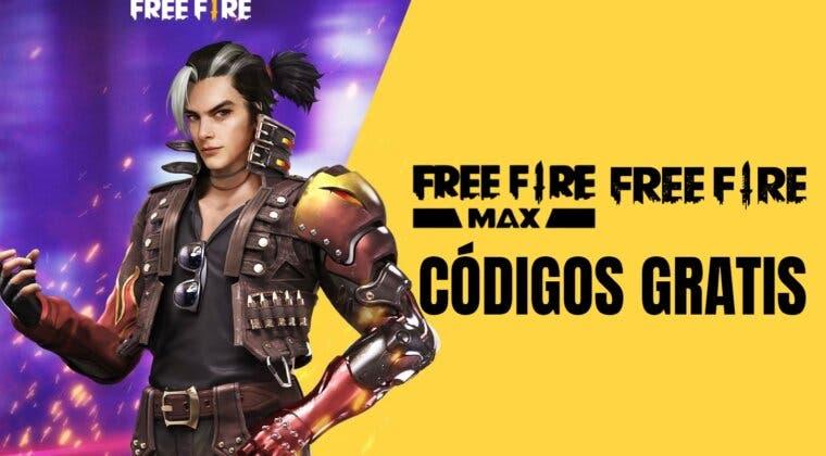 Imagen de Celebra el lanzamiento de Free Fire MAX con estos códigos de contenido gratis (válidos para Free Fire)