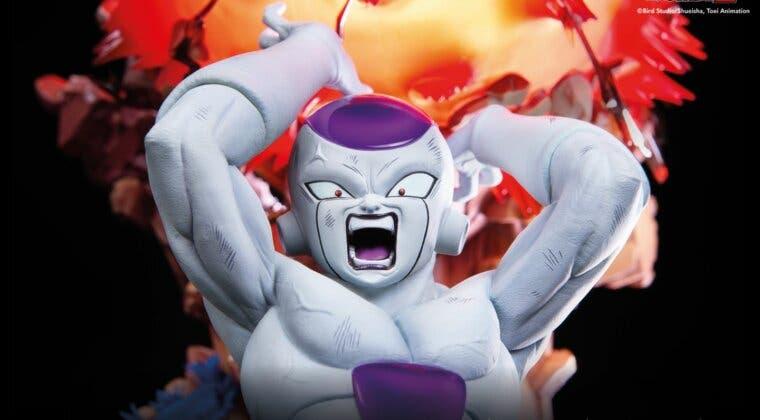 Imagen de Dragon Ball Z: Así es la espectacular nueva figura de Freezer en su forma final de Tsume