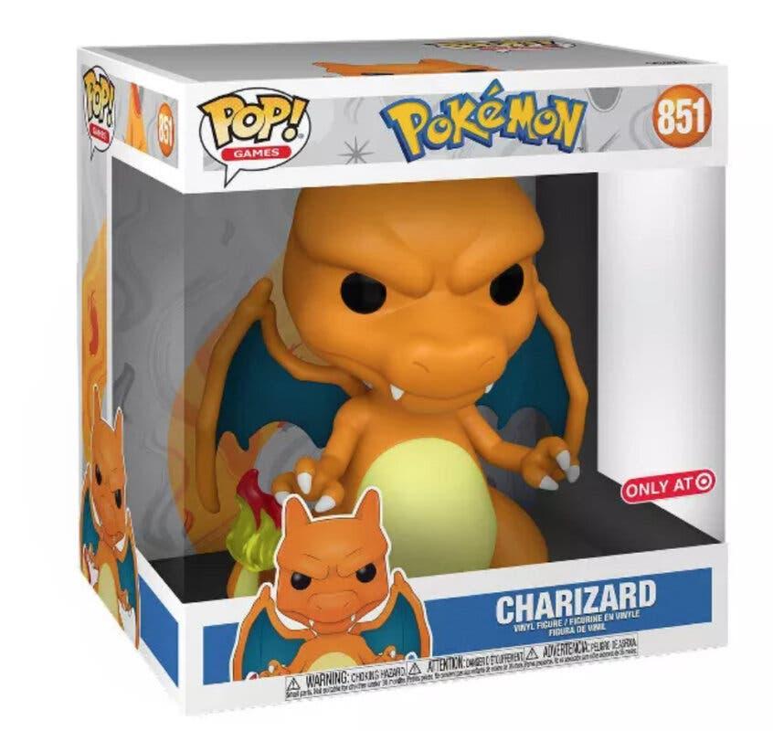 Pokemon Charizard POP Funko