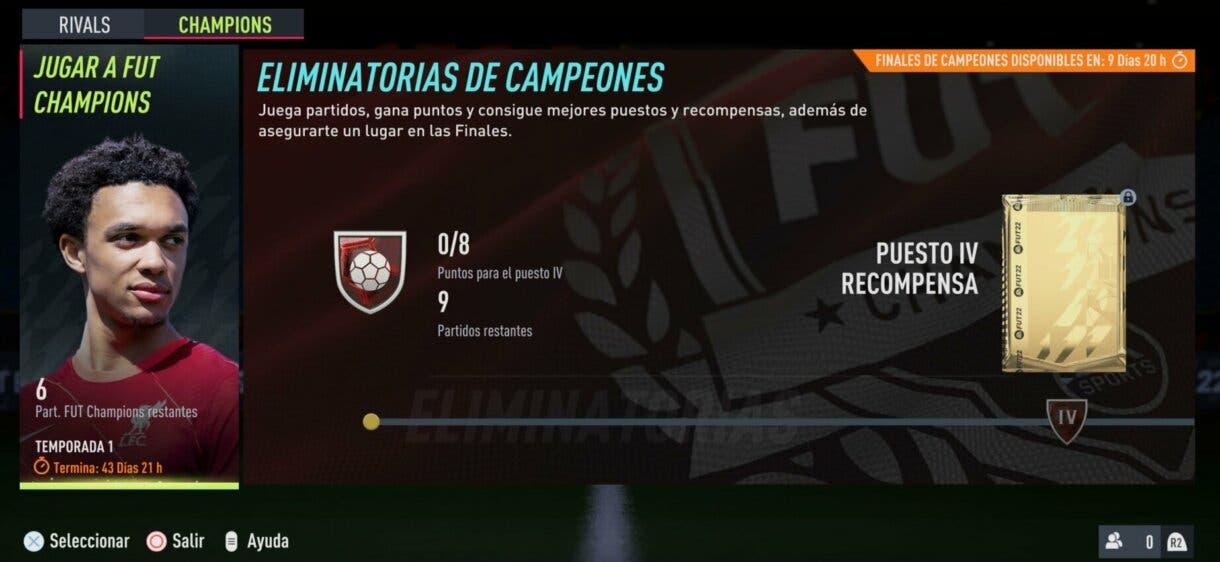 FIFA 22: esta novedad de FUT Champions no nos gusta en absoluto y creemos que empeorará el modo de juego Ultimate Team