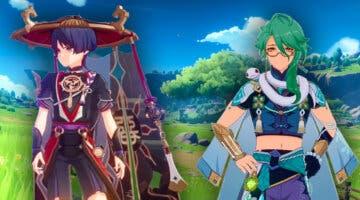 Imagen de Genshin Impact filtra detalles sobre Scaramouche, Baizhu, Yaoyao y más