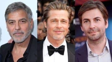 Imagen de George Clooney y Brad Pitt trabajarán juntos en la nueva película del director del Spider-Man del UCM