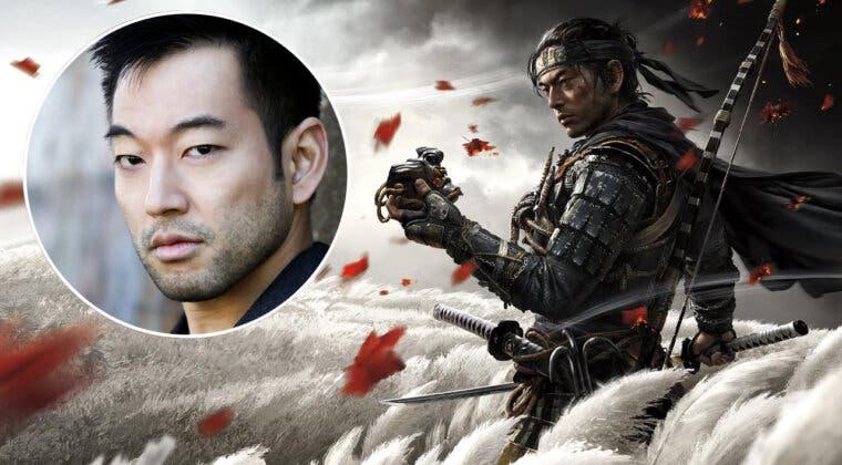 Imagen de Ghost of Tsushima: el actor de Jin Sakai enseña en vídeo movimientos con la katana del juego