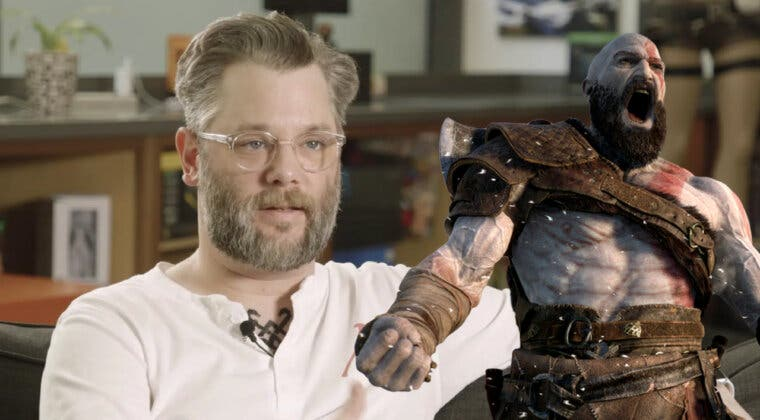"""Imagen de Cory Barlog no es el director de God of War Ragnarök y es sustituido por estar """"agotado"""""""