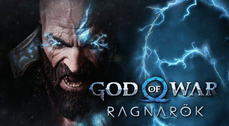 Imagen de ¡Impresionante! God of War: Ragnarök muestra su primer (y espectacular) tráiler gameplay
