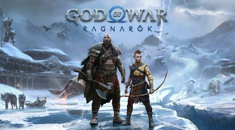 Imagen de Conoce a los personajes de God of War Ragnarök en detalle con estas impresionantes