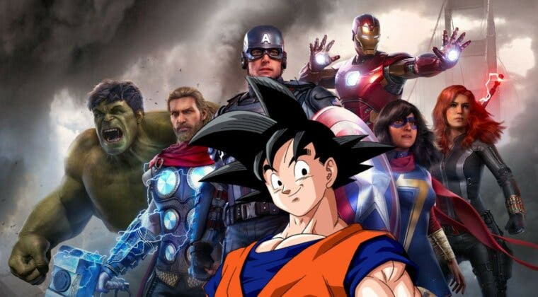 Imagen de Dragon Ball: Un artista de Marvel y DC comparte una ilustración única de Goku