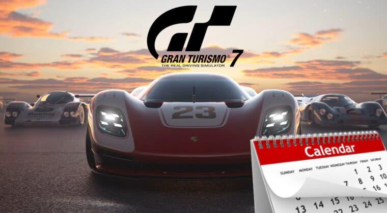 Imagen de Gran Turismo 7 pone fecha a su lanzamiento con un nuevo gameplay tráiler