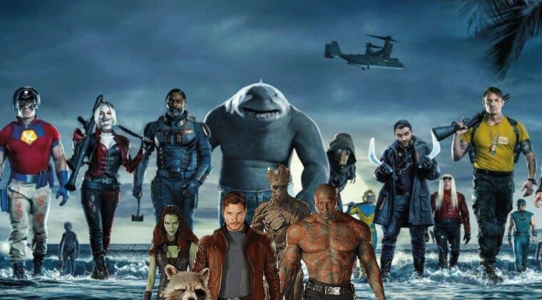 Imagen de James Gunn no descarta un 'crossover' entre Guardianes de la Galaxia Vol. 3 y El Escuadrón Suicida