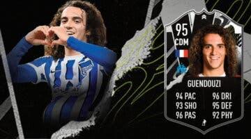 Imagen de FIFA 21: ¿Merece la pena Mattéo Guendouzi Showdown? + Solución del SBC