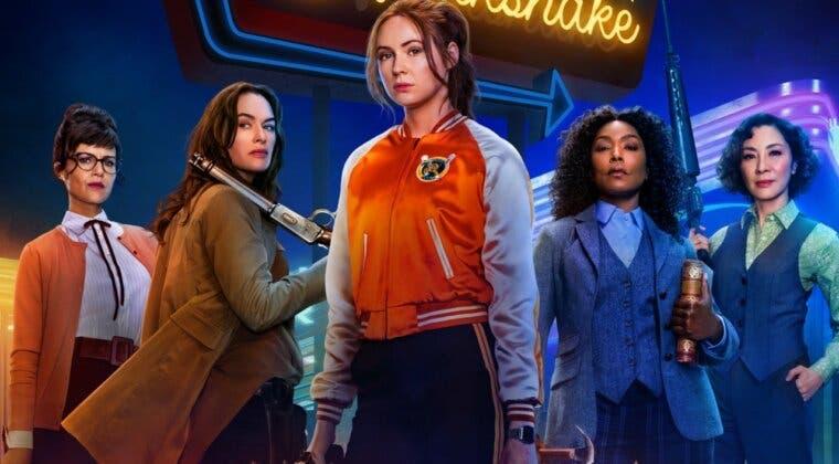 Imagen de Gunpowder Milkshake y otras 4 películas interesantes para ver en cines este finde (10 - 12 de septiembre 2021)