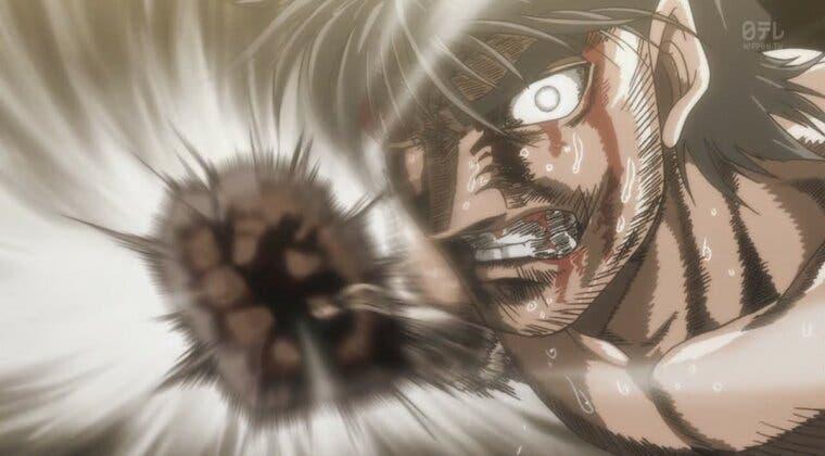 Imagen de La temporada 4 de Hajime no Ippo está desaparecida, y la necesito