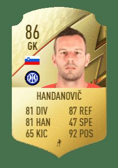 Handanovic personalizado