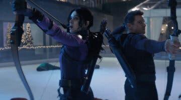 Imagen de El tráiler de Hawkeye nos deja con la boca abierta y nos presenta a Kate Bishop